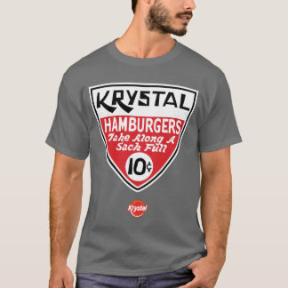 Krystal 10 Cent Shield T-Shirt