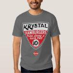 Krystal 10 Cent Shield Tees