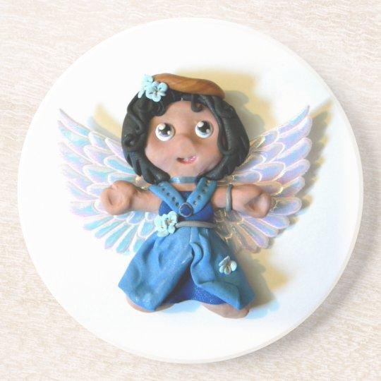 Krystal Angel I Coaster