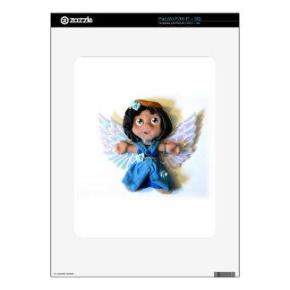 Krystal Angel I Decal For The iPad