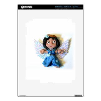 Krystal Angel I iPad 3 Decal