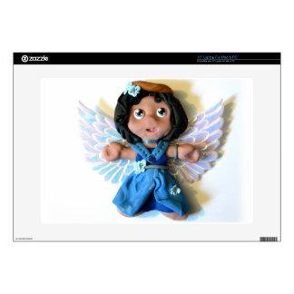 Krystal Angel I Laptop Skins