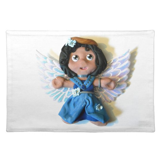 Krystal Angel I Placemat