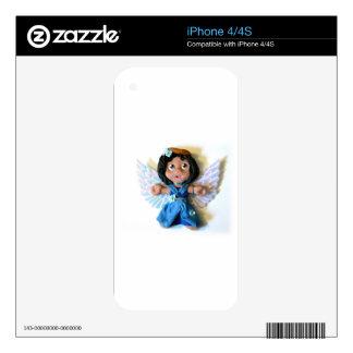 Krystal Angel I Skin For The iPhone 4S