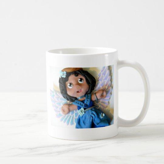 Krystal Angel II Coffee Mug