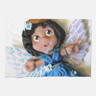 Krystal Angel II Hand Towels