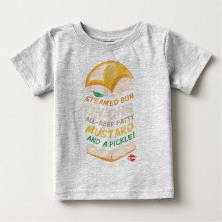 Krystal apiló tee shirts