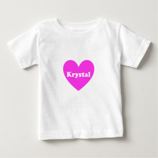 Krystal Baby T-Shirt