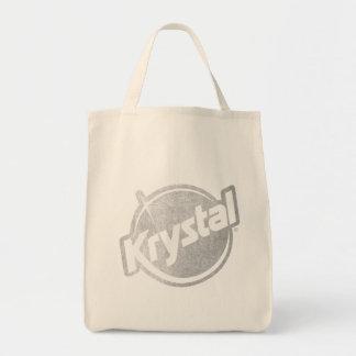 Krystal Bolsa Tela Para La Compra