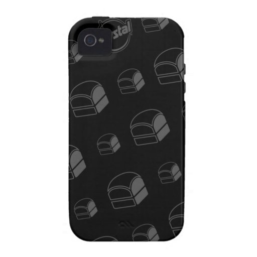 Krystal Burger iPhone Case iPhone 4/4S Cover