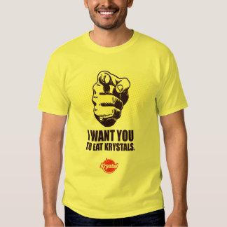 Krystal Choice - Want You T-Shirt
