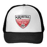 Krystal escudo de 10 centavos gorro de camionero
