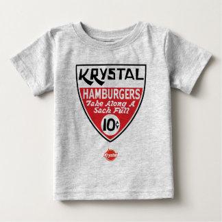 Krystal escudo de 10 centavos t shirt