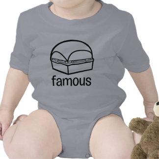 Krystal famoso traje de bebé