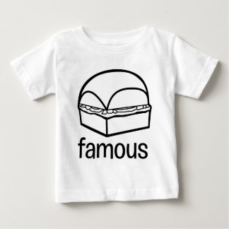 Krystal famoso t shirts