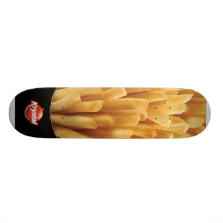 Krystal Fries Skateboard