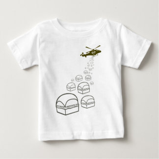 Krystal Helicopter Baby T-Shirt