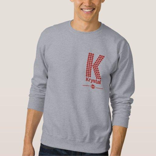 Krystal K grande Pulover Sudadera