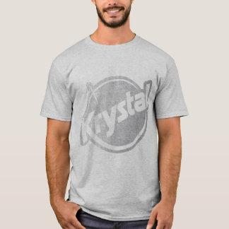 Krystal Logo Faded T-Shirt