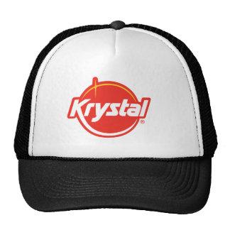 Krystal Logo Trucker Hat