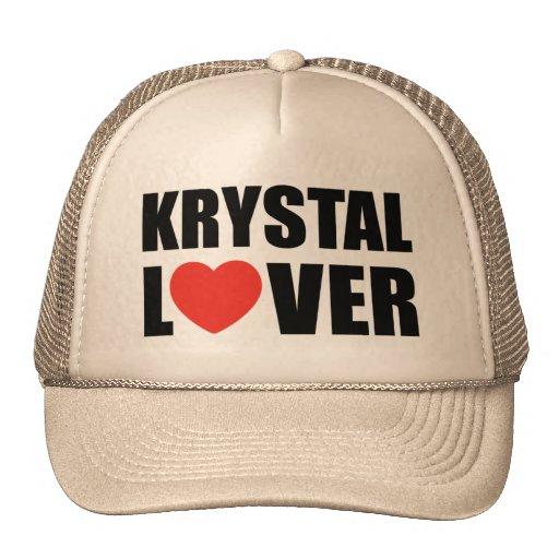 Krystal Lover Hats