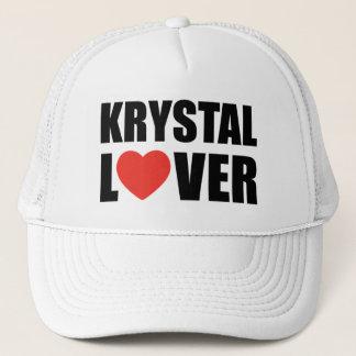 Krystal Lover Trucker Hat