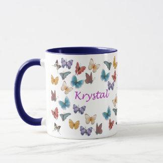 Krystal Mug