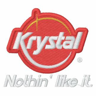 Krystal nada tiene gusto de él camiseta polo