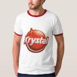 Krystal New Logo Tees