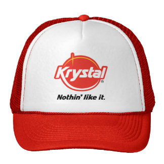 Krystal Nothin Like It Trucker Hat