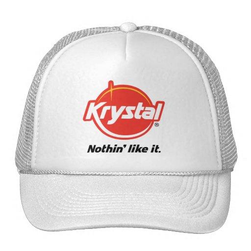 Krystal Nothin tiene gusto de él Gorras