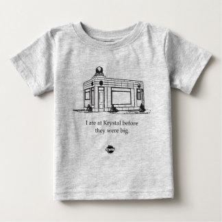 Krystal Original Building Infant T-shirt