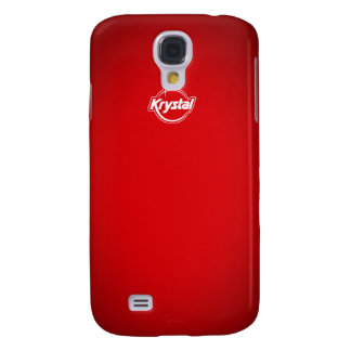Krystal Red iPhone Cover Samsung Galaxy S4 Cases