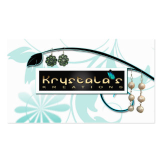 Krystalas Business Card