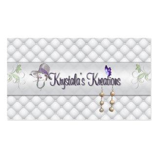 Krystalas Business Card 2