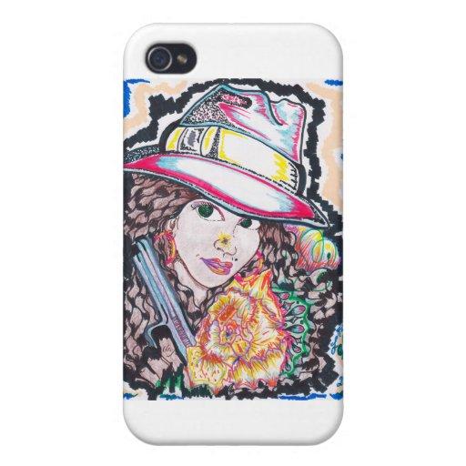krystalee iPhone 4 coberturas