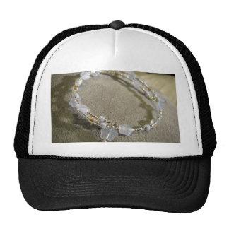 Krystals Blue Stars Trucker Hat