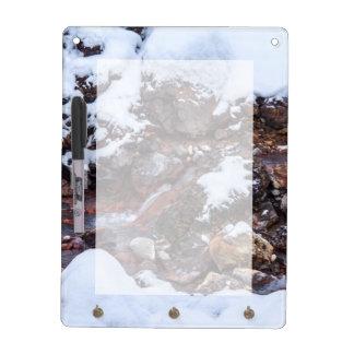 Krysuvic-Seltun Stream Iceland Dry Erase Board