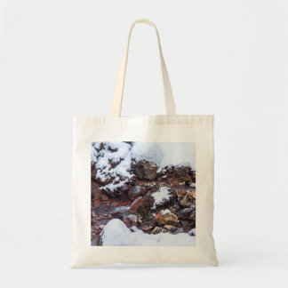 Krysuvic-Seltun Stream Iceland Tote Bag
