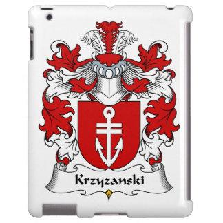 Krzyzanski Family Crest