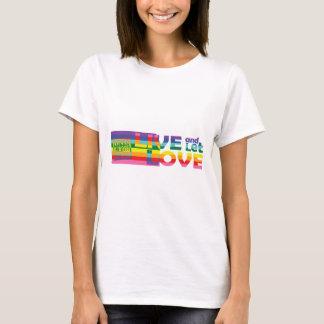 KS Live Let Love T-Shirt