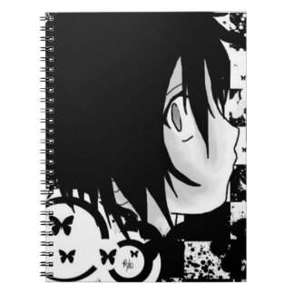 K's Monochrome Notebook