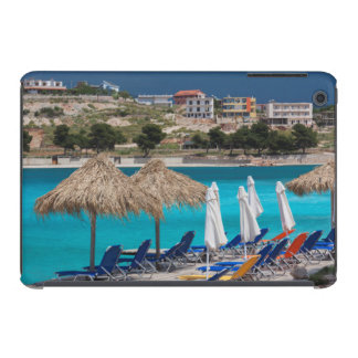Ksamil, town beachfront iPad mini retina case