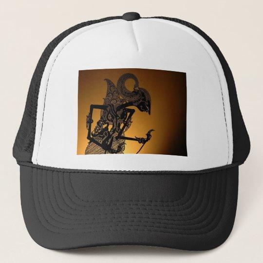 ksatria wayang trucker hat