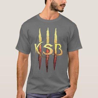 KSB Grunge Logo