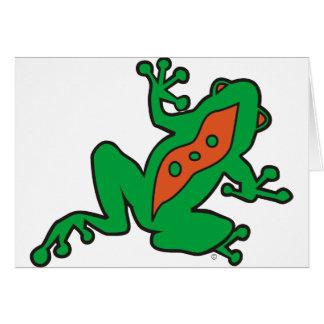 KSF Frog Note Cards