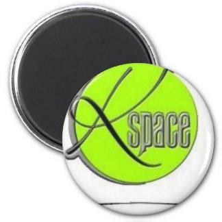 Kspace Miami 2 Inch Round Magnet