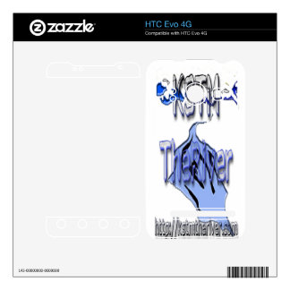KSTM TheRiver Samsung phone case. Skin For The HTC Evo 4G