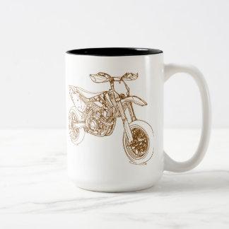 KT 450 SMR 2012 Two-Tone COFFEE MUG