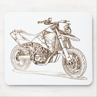 KT 950 SM 2005 MOUSE PAD
